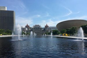 downtown albany new york